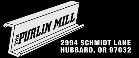 The Purlin Mill Logo