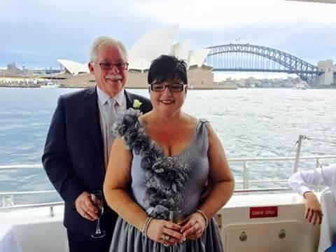 Congratulations Lisa & Chris