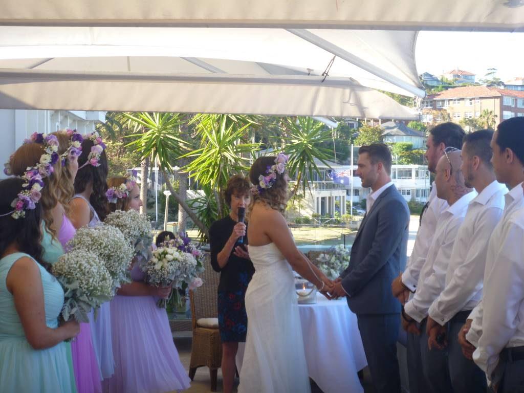 Daniel, Marcelle, Bridal Party