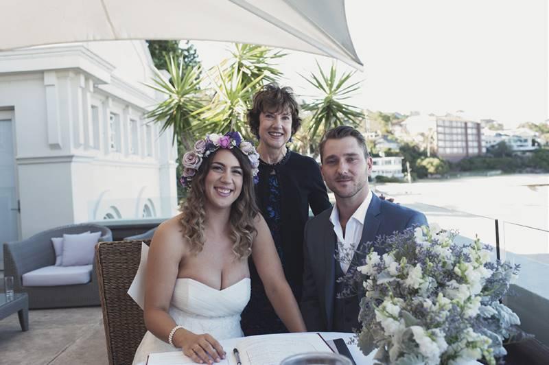 Wedding, Julie, Marcelle & Daniel