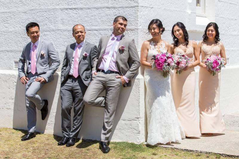 diana, nick & bridal