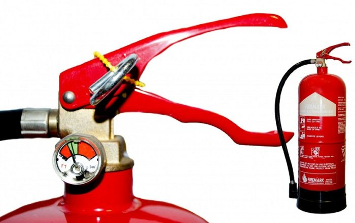 Hope you won't have to use it: Fire Extinguisher Inspections