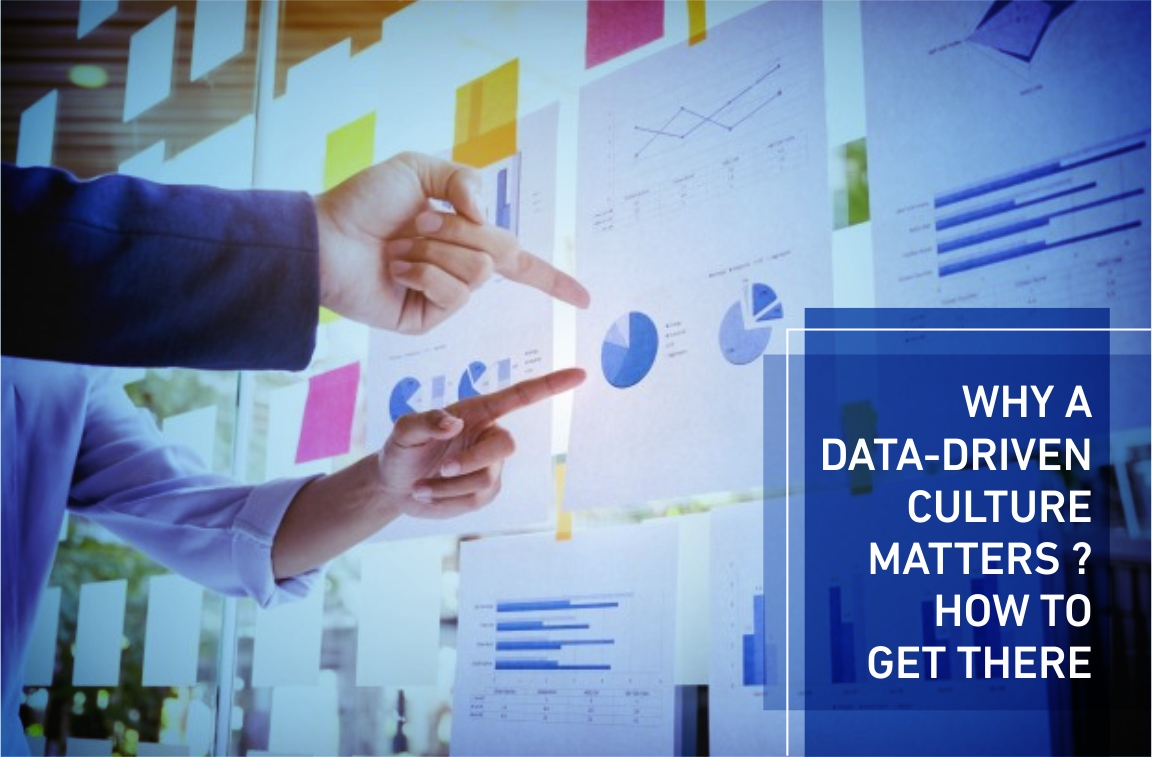 why data driven culture