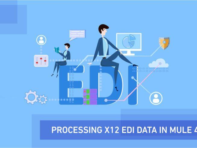 PROCESSING X12 EDI DATA IN MULE 4