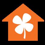 Lucky Rental House Logo