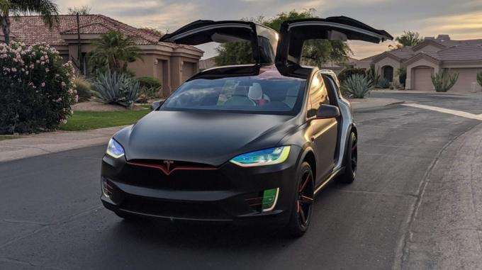 Amit's 2018 Tesla Model X