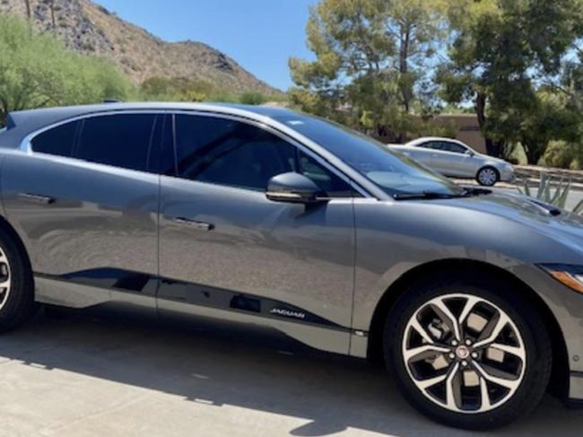 Anthony's 2020 Jaguar I-PACE