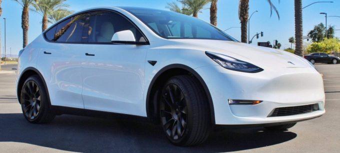 Cory's 2020 Tesla Model Y