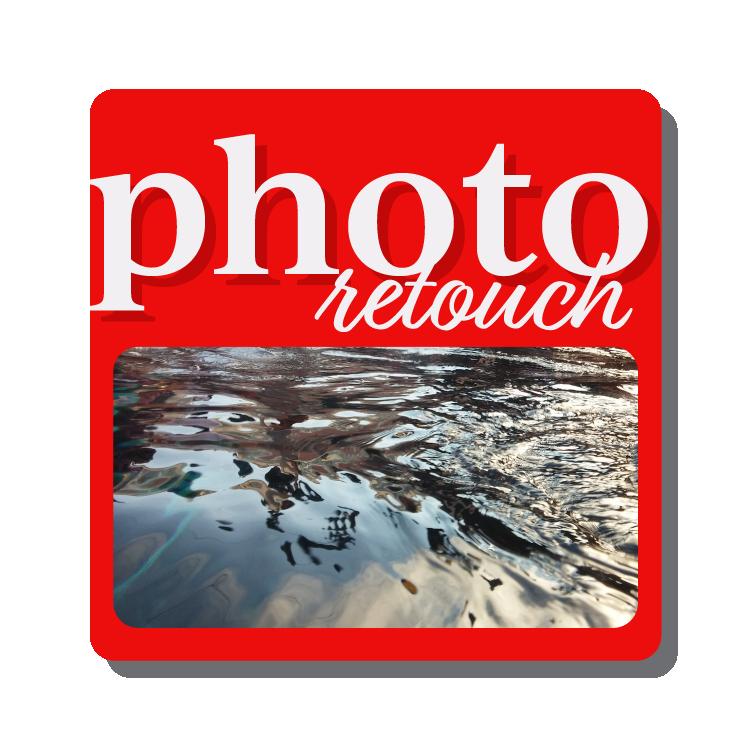 Photo Retouch Button