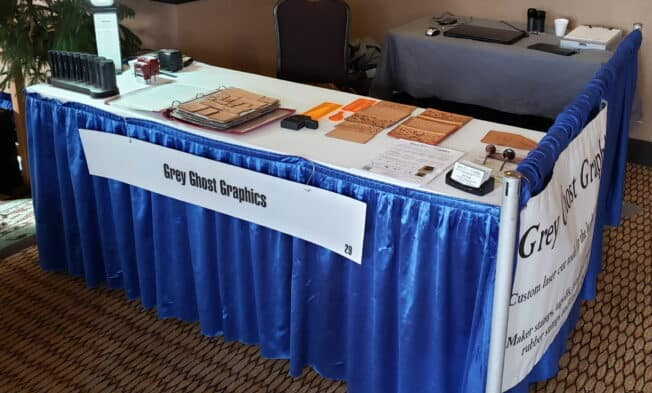 Upcoming Events-Trade Show Booth