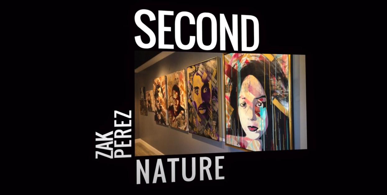 Second Nature - Solo Exhibition