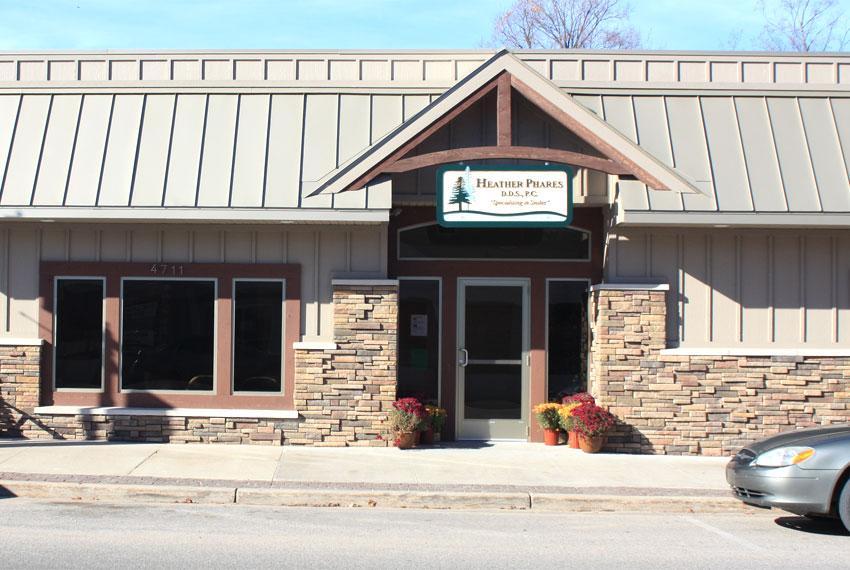 heather phares family dentistry in new era michigan