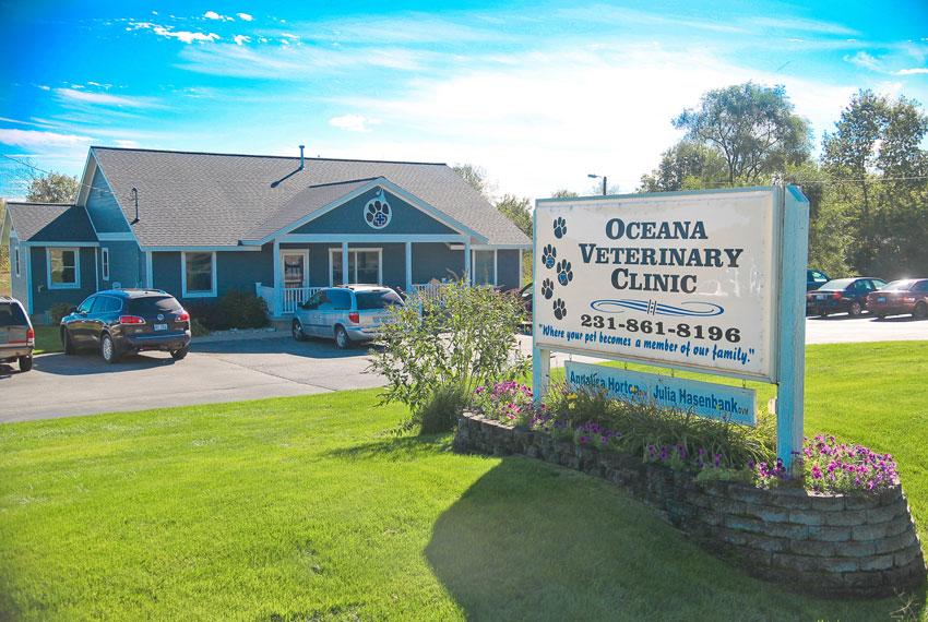 oceana veterinary clinic in new era michigan
