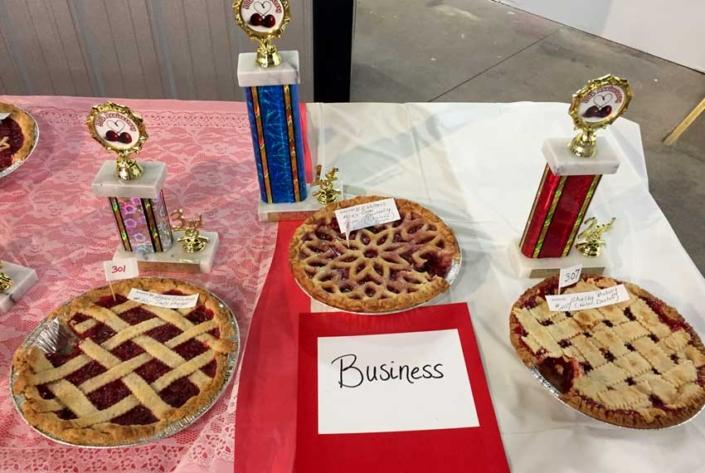 new era cherry pie contest business winners