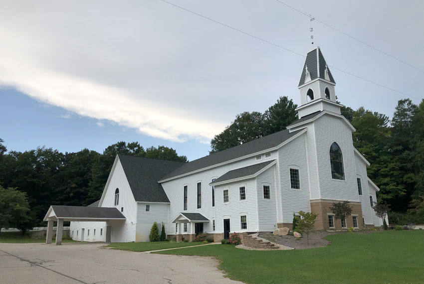 trinity lutheran church in new era