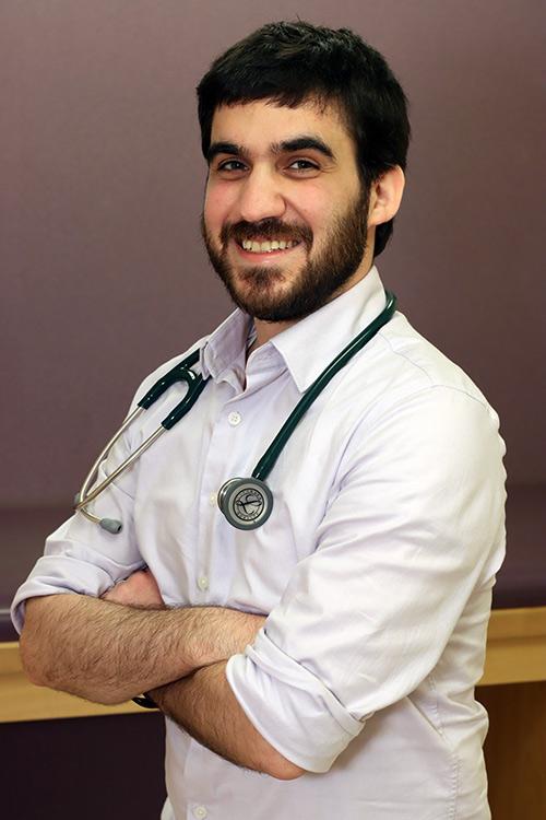 Eliyahu Akerman, M.D.