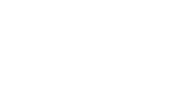 with pride logo white