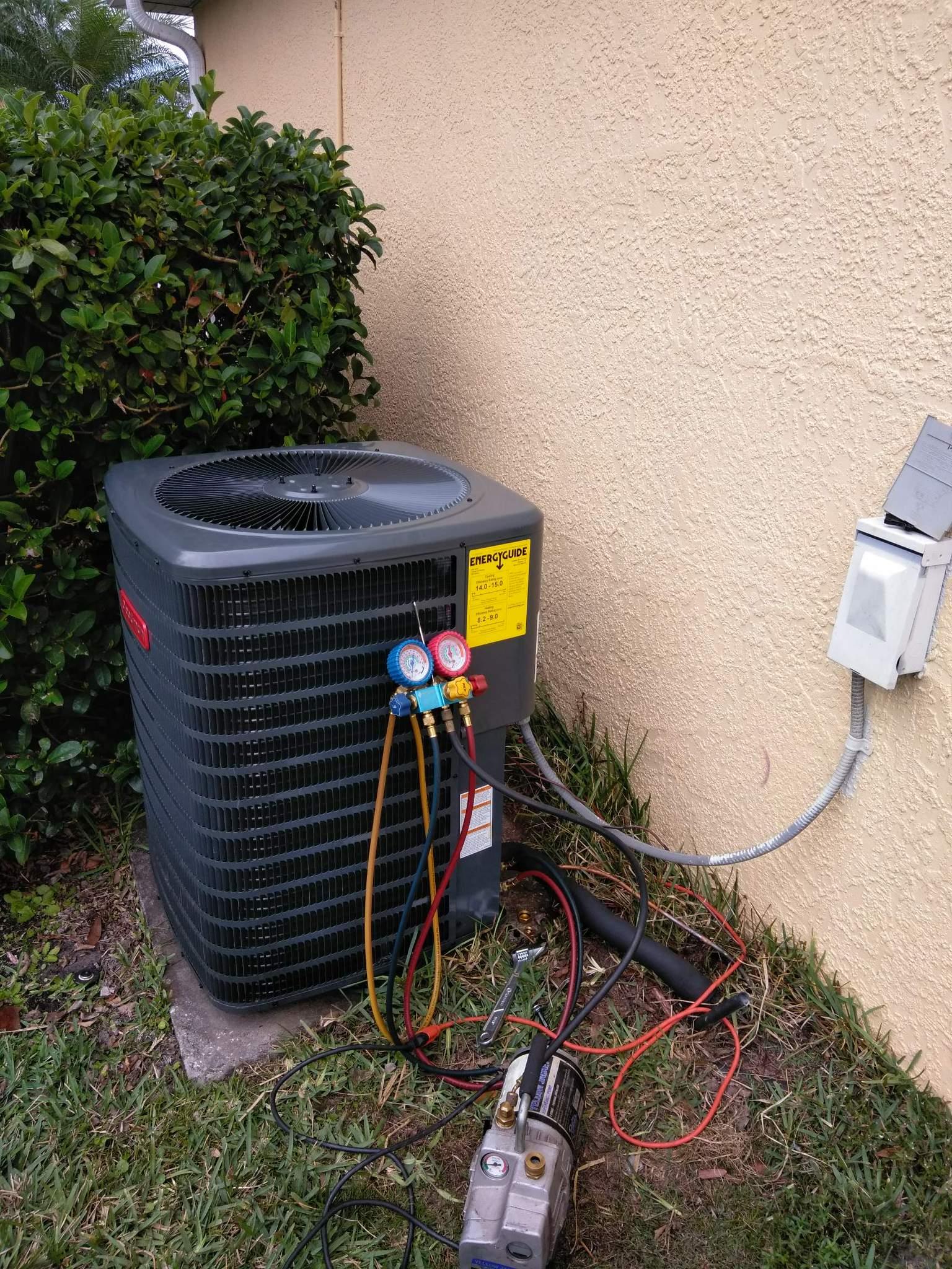 ac repair in Orlando