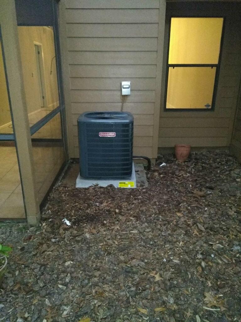 air conditioning repair in Orlando