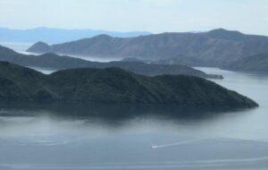 Photo of New Zealand's Marlborough Sounds
