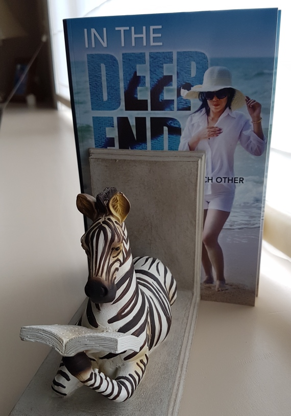 In the Deep End -Book One by Nicky Webber