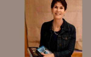 Portrait Nicky Webber Author
