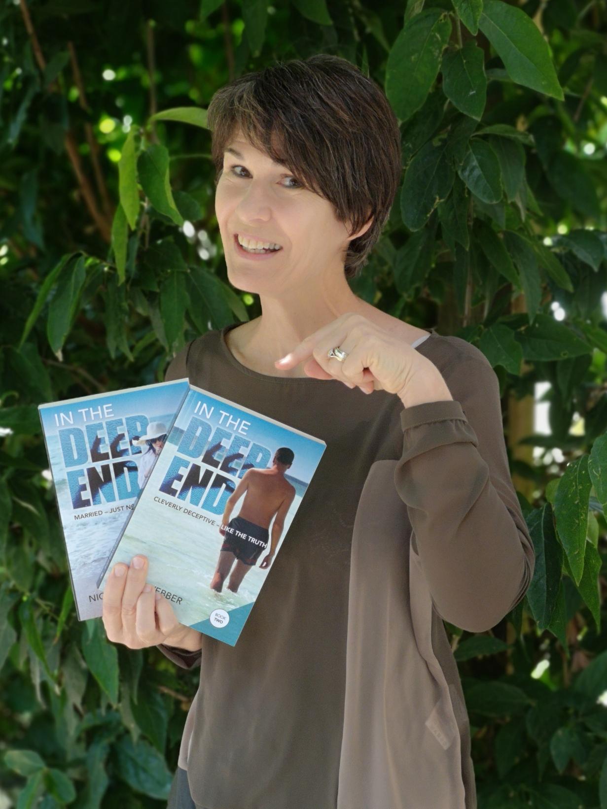 Author Nicky Webber