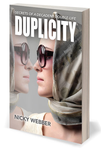 Duplicity Book Cover