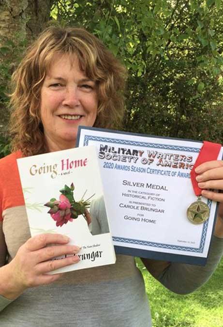 Author Carole Brungar