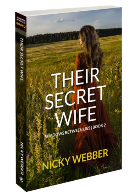 SBL Series Book 2 - Their Secret Wife, Availale on Amazon Here
