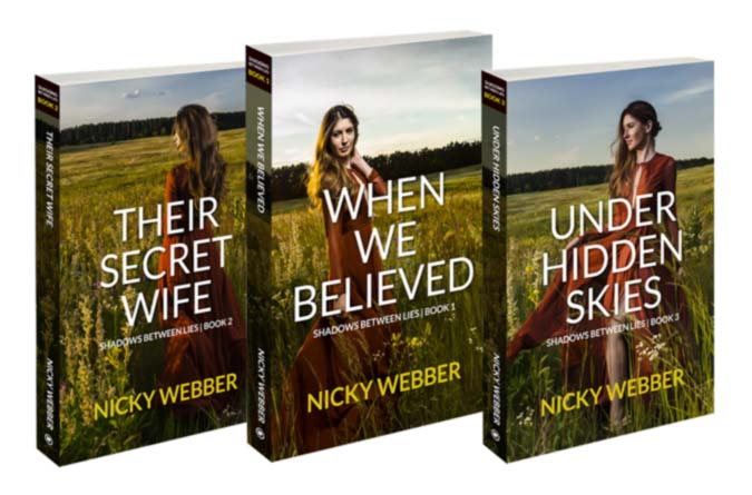 More About In The Deep End by Nicky Webber