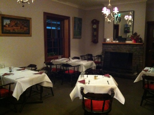 Our main dining room - Walcha Road Hotel