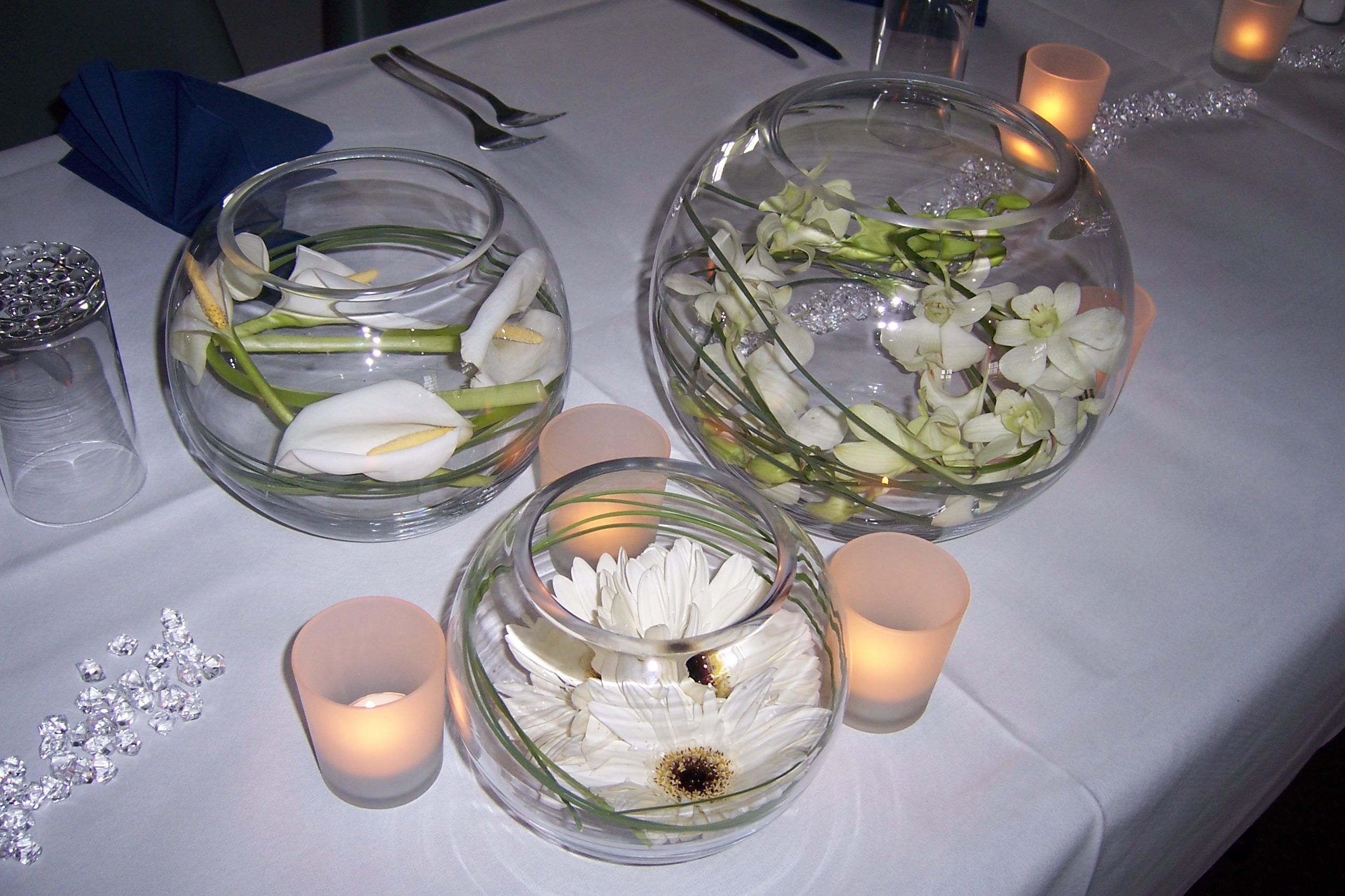 3. Wedding Table Decorations
