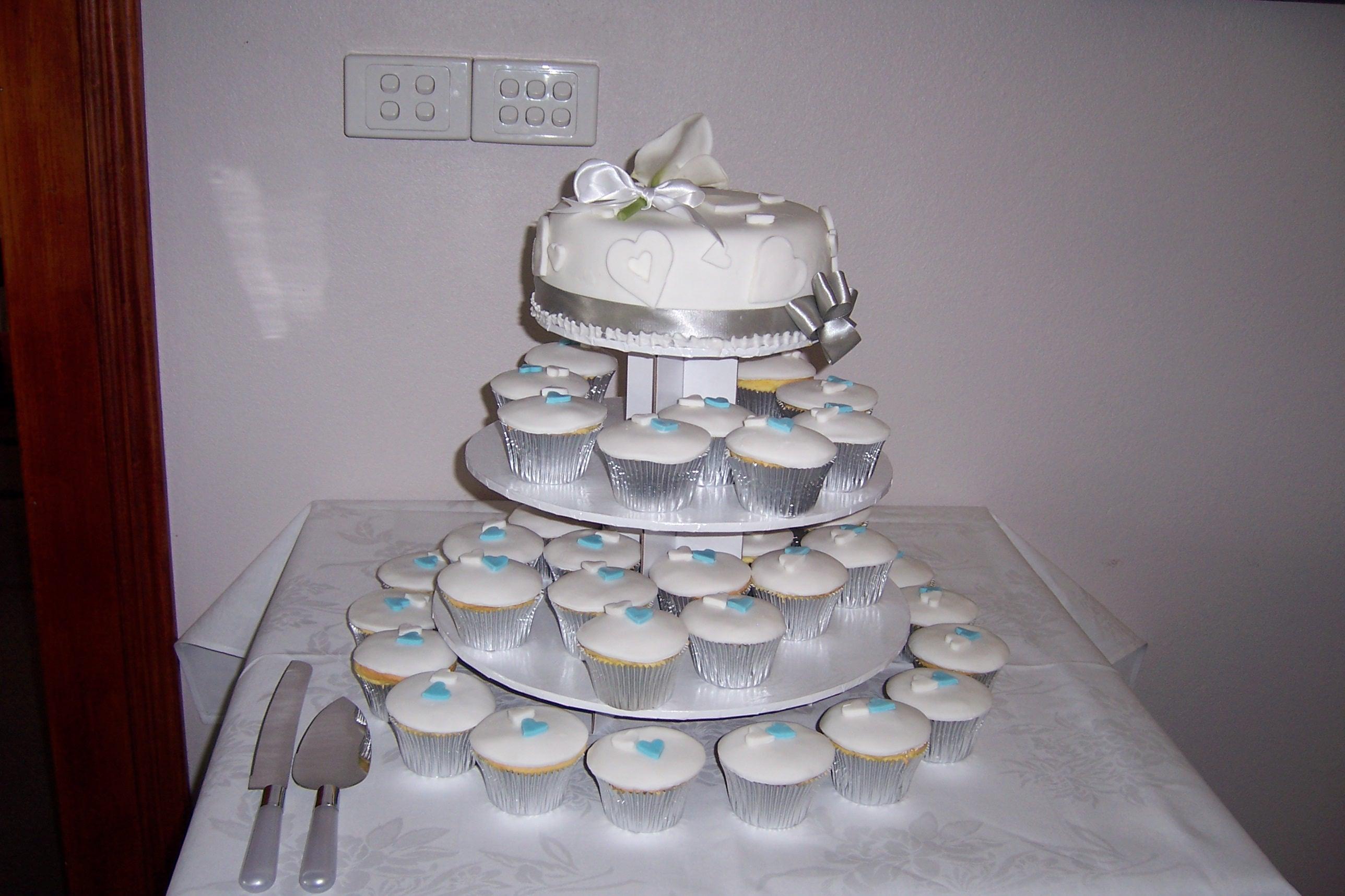 4.Wedding Cake