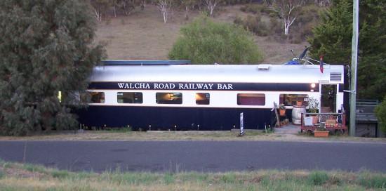 """The Walcha Road """"Railway Bar"""""""