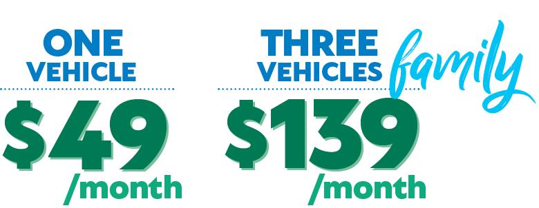 car wash pricing