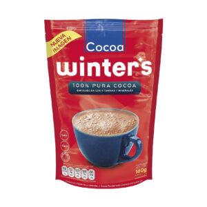 1030001 Cocoa Winters Doypac x 160 gr. Caja 24 unidades