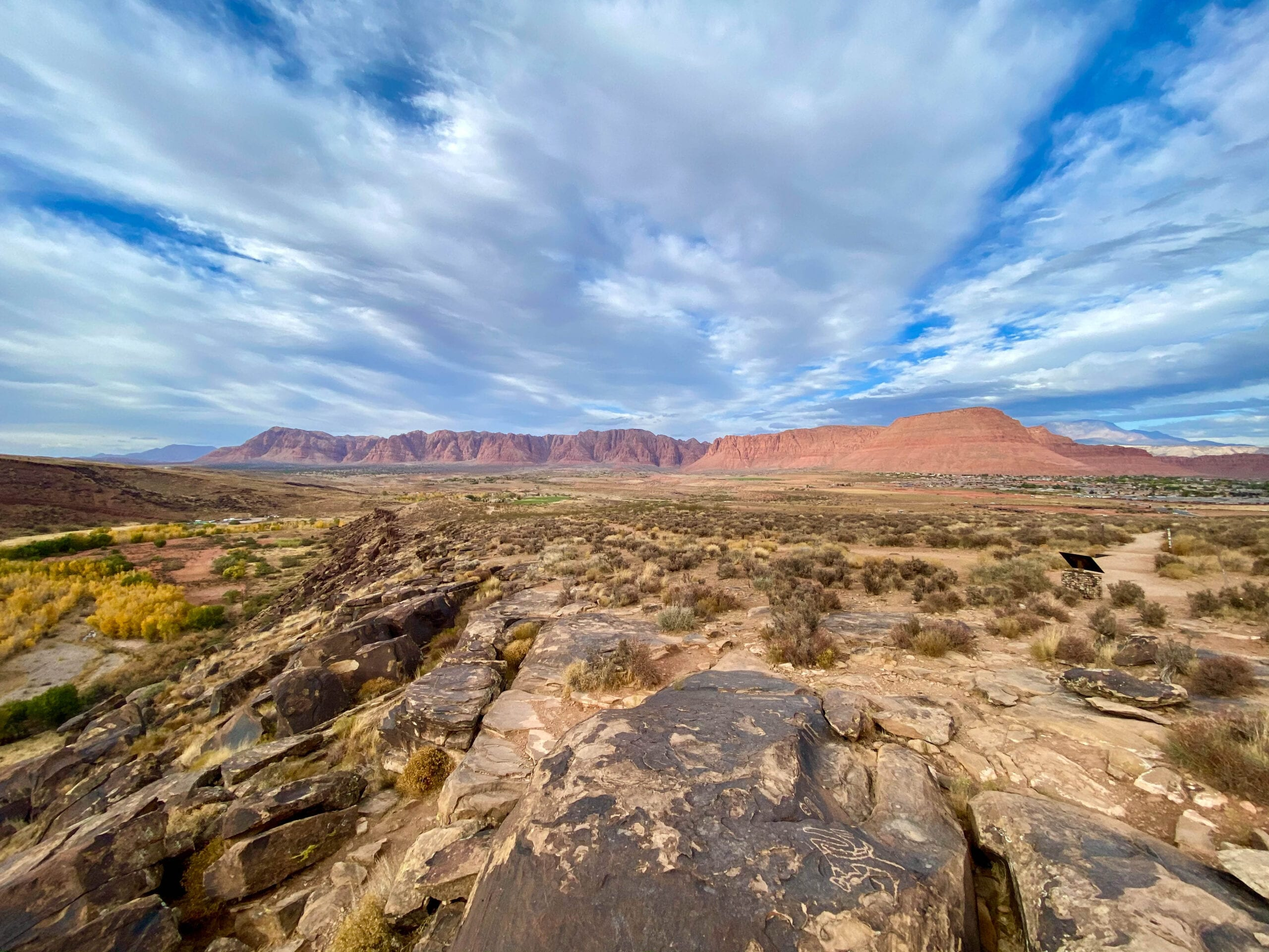 Anasazi Trail Utah