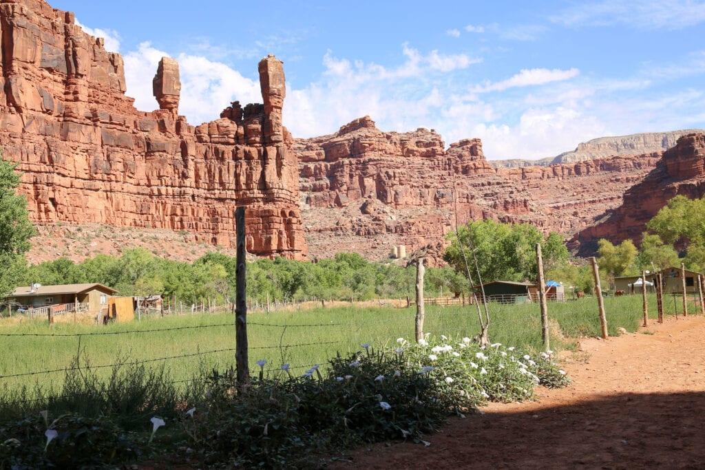 supai village The Grand Canyon, Arizona