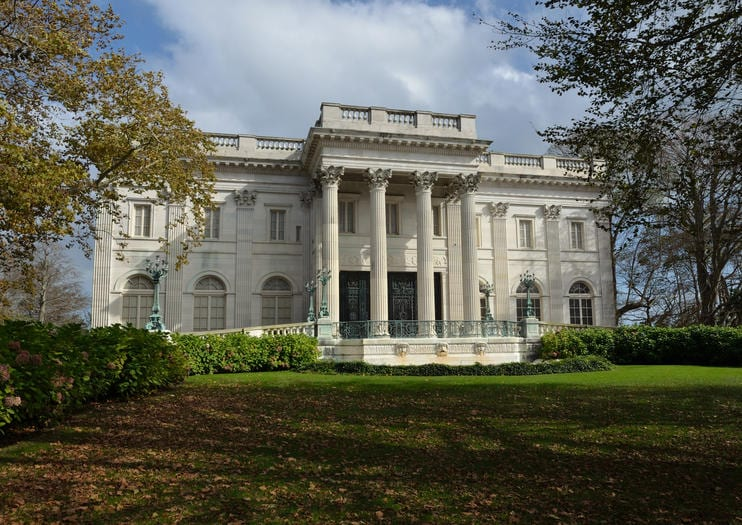 marble house newport RI