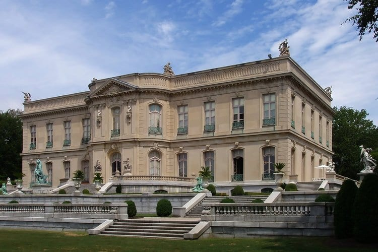 the elms mansion newport RI