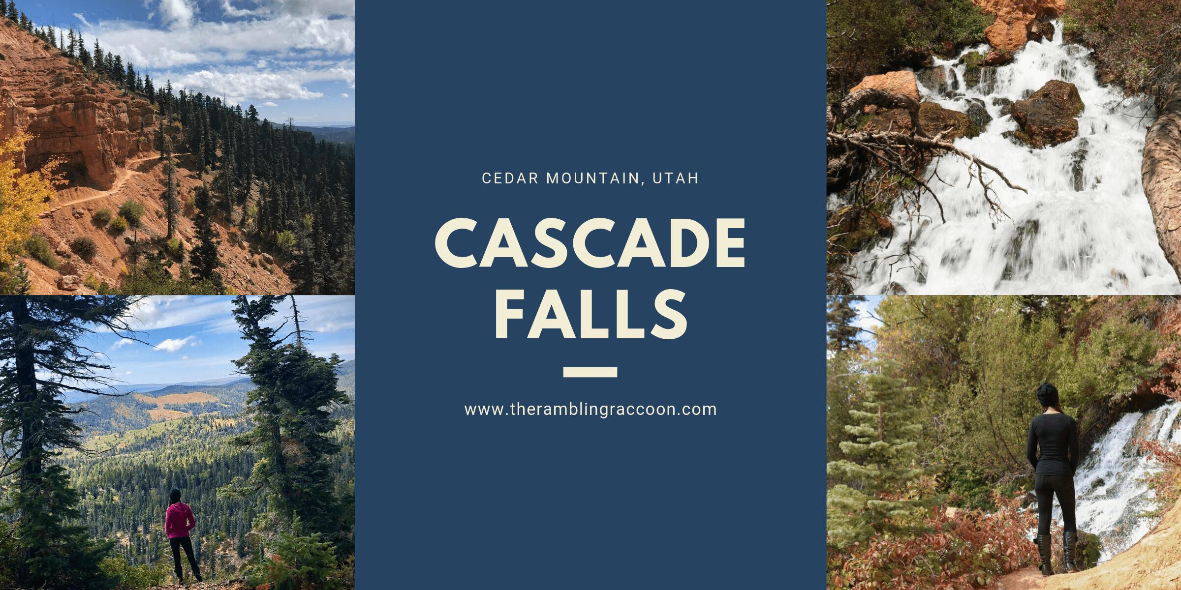 Cascade Falls wordpress 1