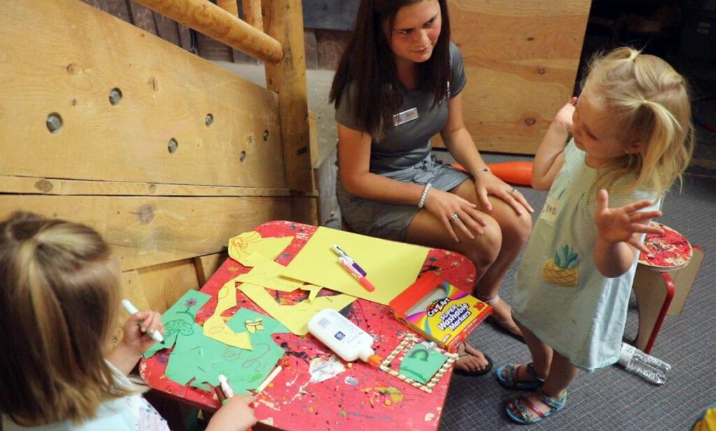 Kids Camp Crafts