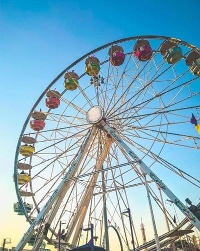 Sioux Falls Ferris Wheel