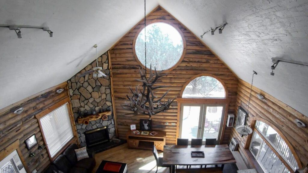 cabin suite zion ponderosa