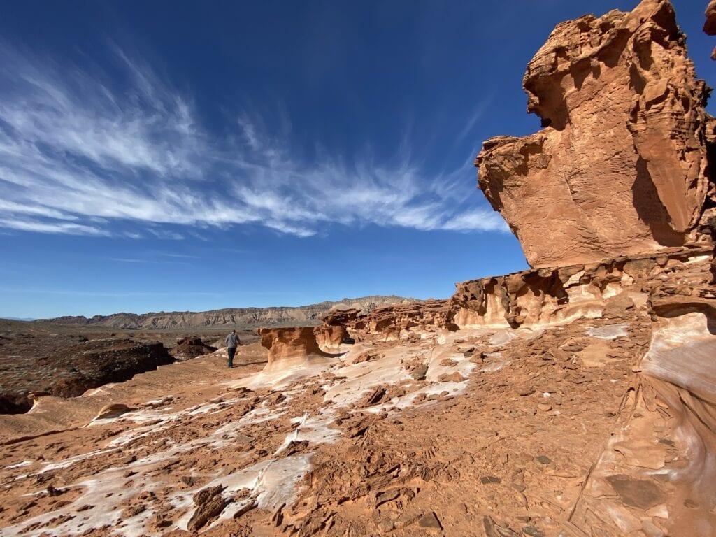 stunning views of little finland, Nevada