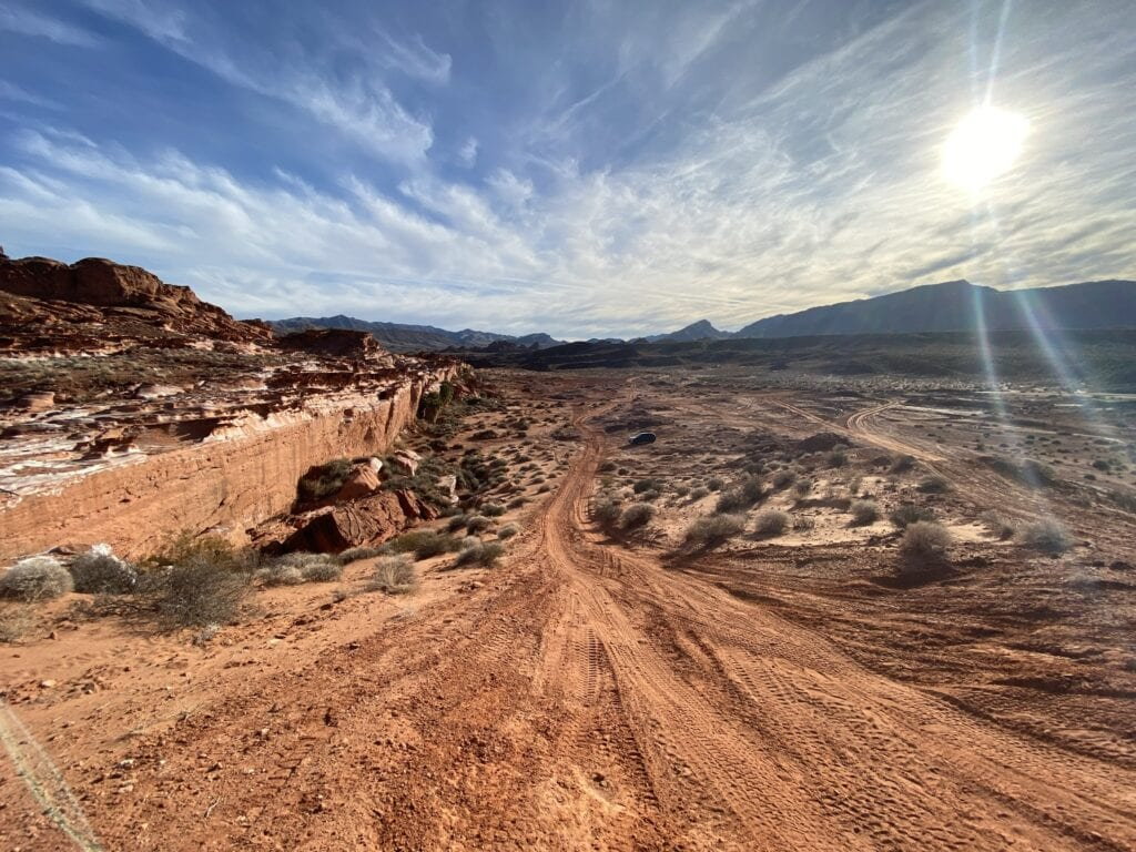 little finland, gold butte national monument