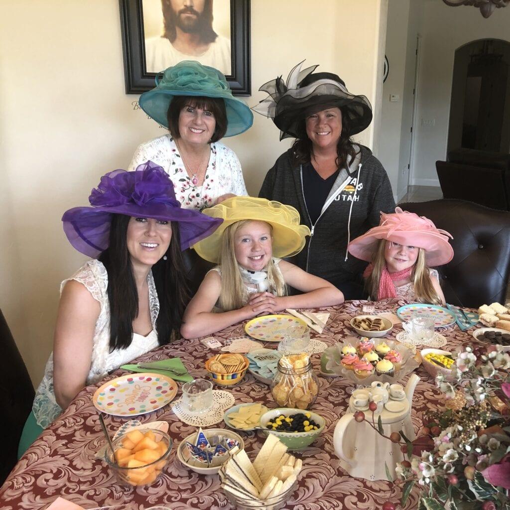 Tea Party - International Women's Day