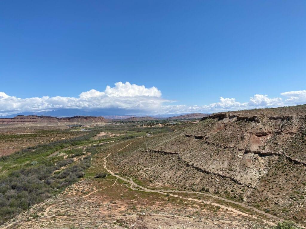 ranger bart trail views