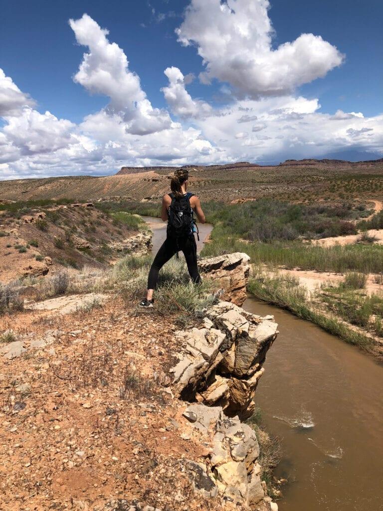 ranger bart trail virgin river